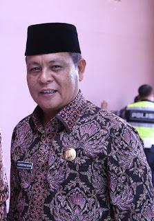 Gubernur Pimpin Rakor Penanggulangan Bencana di Kalsel Tahun 2016