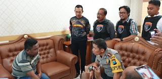 Lagi, Polres Lumajang Bekuk  Polisi Gadungan di Sukodono
