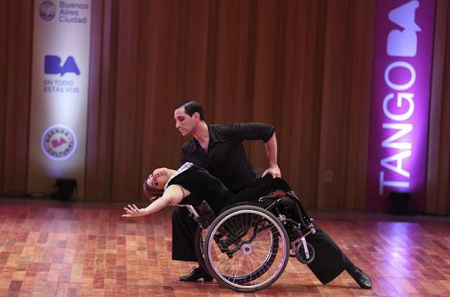 Deficientes físicos em Buenos Aires