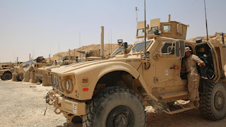 Two-American-soldiers-killed-five-injured-in-Iraq