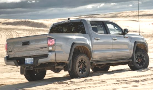 2019 Toyota Tacoma SR5 Review