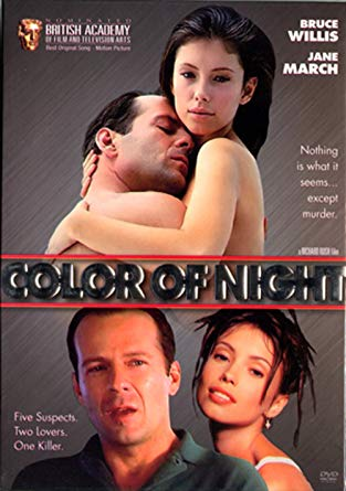 18+Color of Night (1994) English 400MB BluRay 480p
