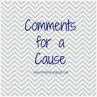 Comments for a Cause - My Stuff Bags Foundation