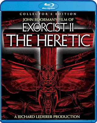 Exorcist 2 The Heretic Blu Ray Collectors Edition