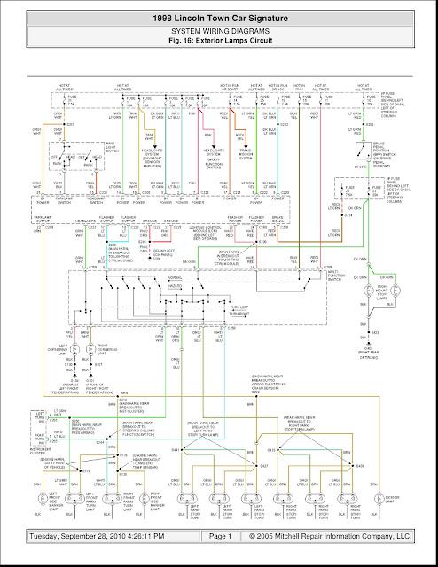 lincoln ac wiring diagrams 2001 lincoln town car wiring diagram 2001 image 2002 lincoln town car wiring diagram jodebal com