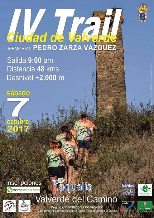 IV Trail Ciudad de Valverde