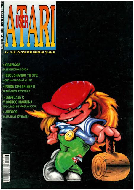 Atari User #28 (28)