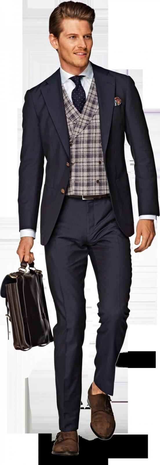LATEST FASHION & STYLES AROUND THE WORLD: 2015 Men's Suits