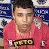 Jovem é preso portando arma de fogo e drogas, em povoado de Ribeira do Amparo-BA