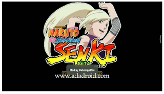 Naruto Senki The Last Blood V16 (Mod PRIVATE)