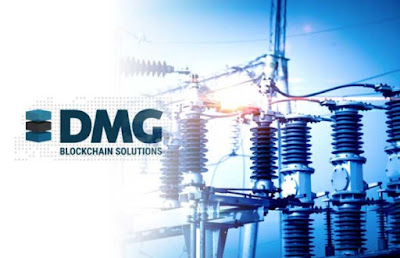 DMG Blockchain is now building its own electrical substation