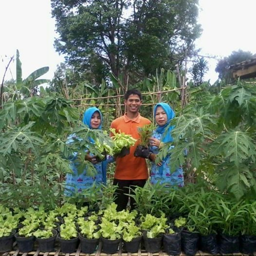 Ari Setiawan in Pengajaran Teluk Betung Lampung