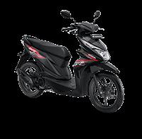 Honda BeAT Sporty eSP CW Dard Rock Black