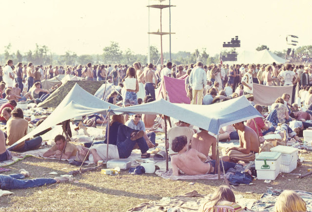 Atlanta Pop Festival 1970 Vintage Everyday