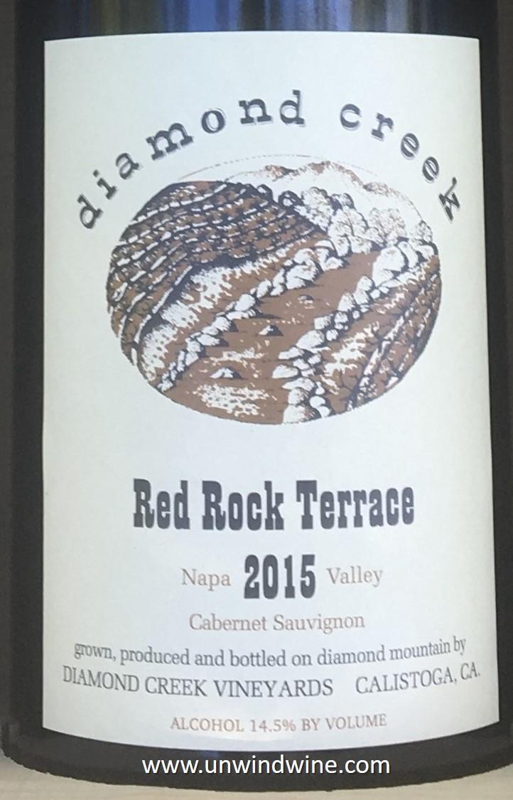 UnwindWine: Diamond Creek Open House 2015 Release Tasting