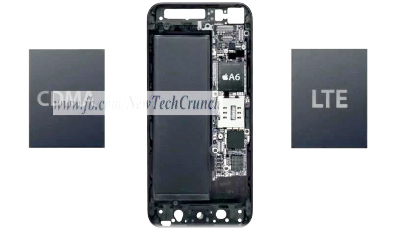 iphone 5 chips lte