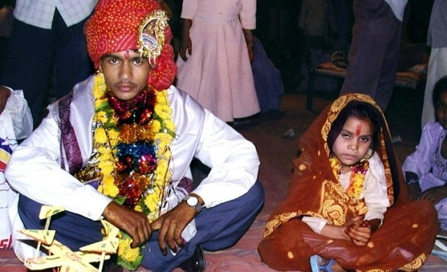 child marriages epidemic in india