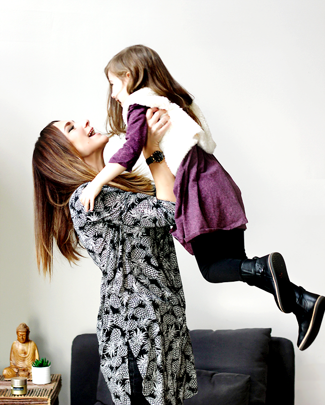 Being An Older Mom: Stereotypes, Compliments, and Why I Feel Empowered
