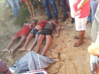 Meninas tentam salvar irmã em praia e as três acabam morrendo afogadas