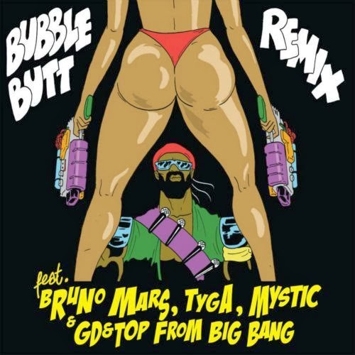 Bubble Butt Lyrics