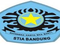 PENDAFTARAN MAHASISWA BARU (STIA BANDUNG) 2020-2021