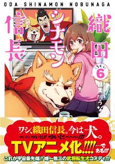 تقرير أنمي أودا سينامون نوبوناغا Oda Cinnamon Nobunaga