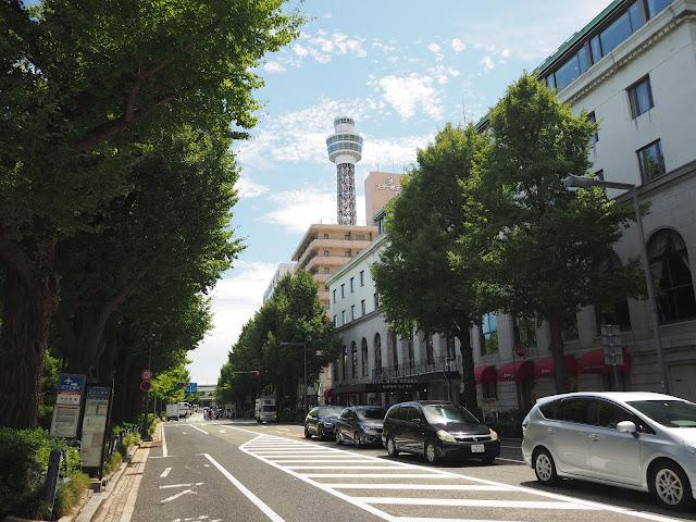 横浜 ホテルニューグランド ポートタワー