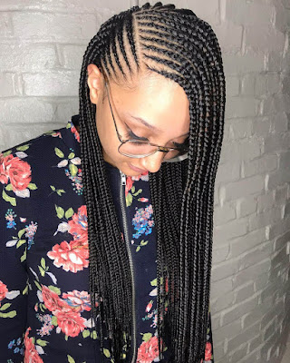 Braids are fun and simple to try and do 23 Cornrow Lemonade Braids Hairstyles 2019 With African Cornrow Styles