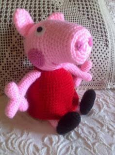 PATRON GRATIS PEPPA PIG AMIGURUMI 36497