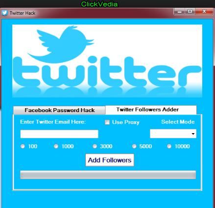 menggunakan aplikasi auto followers untuk twitter
