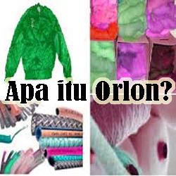 Pengertian Orlon