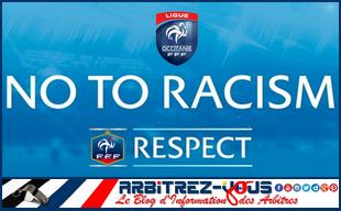 Ligue d 39 occitanie victime d 39 insultes racistes par des - Porter plainte pour agression verbale ...