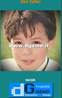 Soluzioni Guess the child footballer livello 29