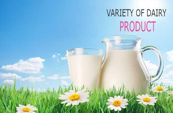 Ragam Produk Susu
