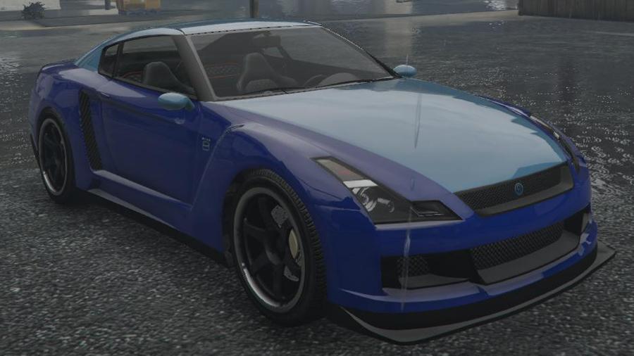 GTA V Elegy RH8