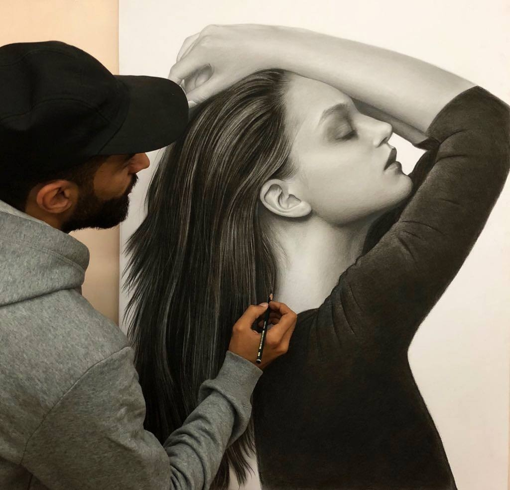 03-Hisham-Albayyat-Pen-Pencil-and-Charcoal-Portrait-Drawings-www-designstack-co