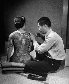 foto wanita yakuza