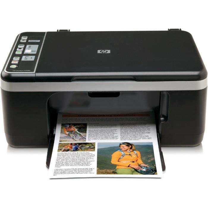 Скачать драйвер на принтер hp deskjet f2100