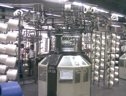 Parts Of Circular Knitting Machine And Their Function Textile Learner