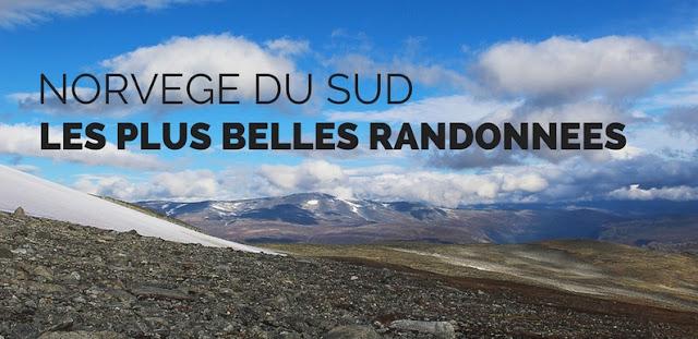 Les plus belles randonnées du sud de la Norvège
