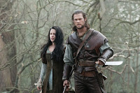 Snow White and the Huntsman Kristen Stewart Chris Hemsworth
