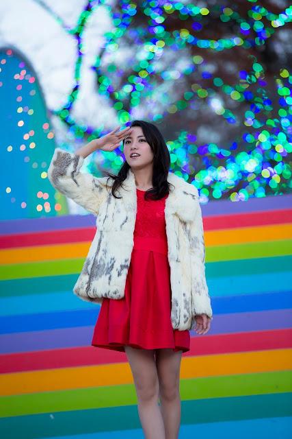 Ishikawa Ren 石川恋 All I Want for Christmas Is You 07