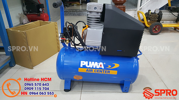 Máy nén khí Mini 2HP PUMA ACE2025 - Dung tích 25L