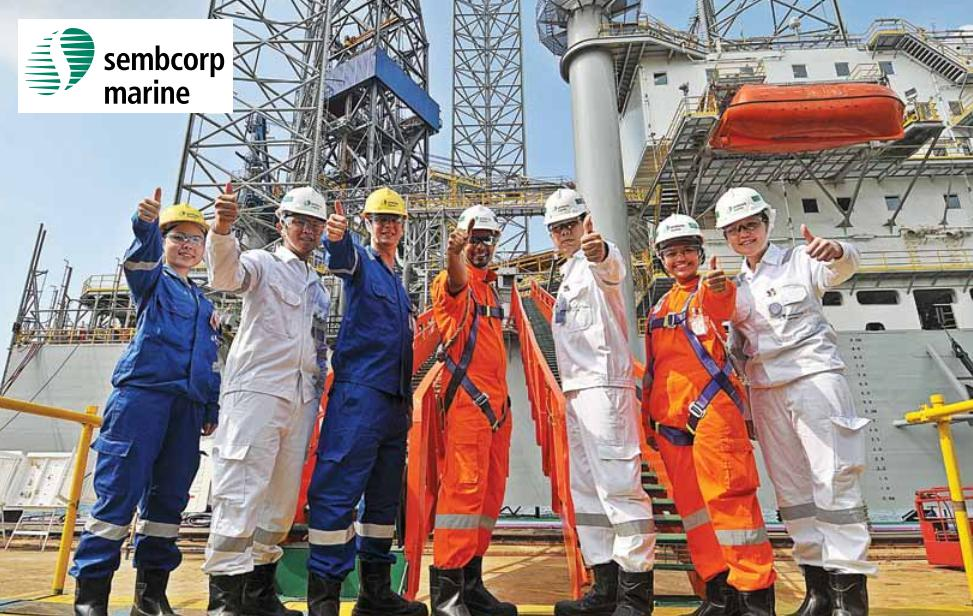 Sembcorp Marine - First major win in 2015 | Singapore Stock