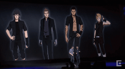 Final Fantasy XV anime