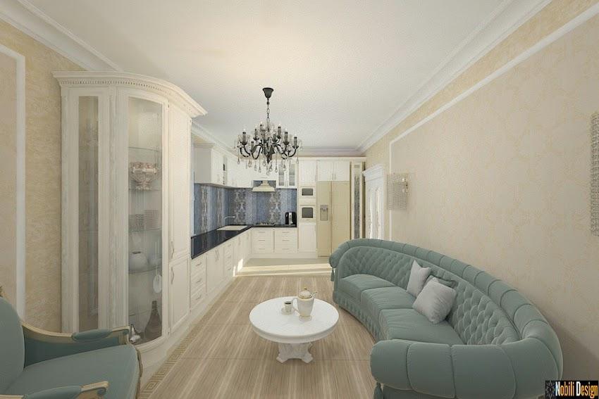 Design interior casa stil clasic   Firma arhitectura amenajari interioare Pitesti