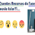 """...""""Novos e Mais Quentes Recursos do Facebook Pelo Mundo Para 2016"""" ...(já ouviu falar?)..."""