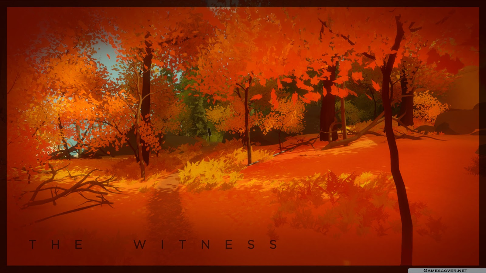 The Witness Wallpapers | Read games reviews, play online games & download games wallpapers