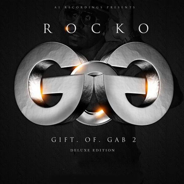 Rocko - Gift of Gab 2 (Deluxe Edition) Cover