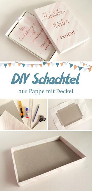 Zeitlos Elegant Box3 Basteln Mit Papier Sommer